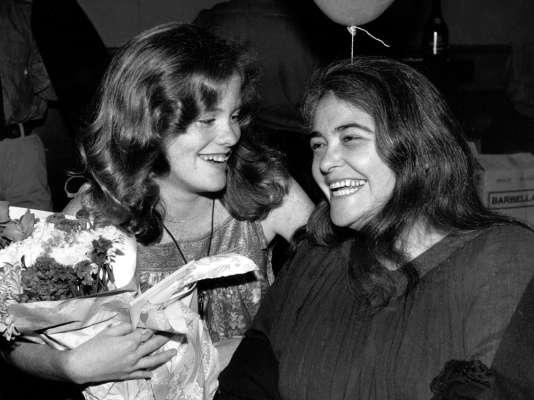 Kate Millett à New York, en 1979.