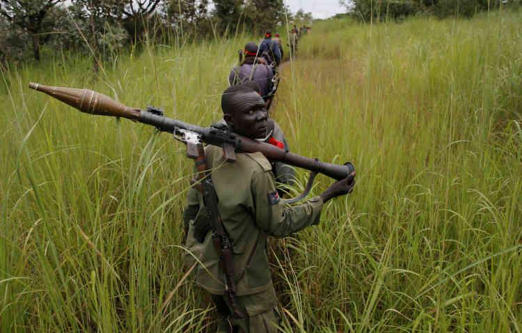 Près d'un tiers des 12 millions de Sud-Soudanais ont fui leur maison, créant la plus grande crise de réfugiés en Afrique de l'Est depuis le génocide rwandais.