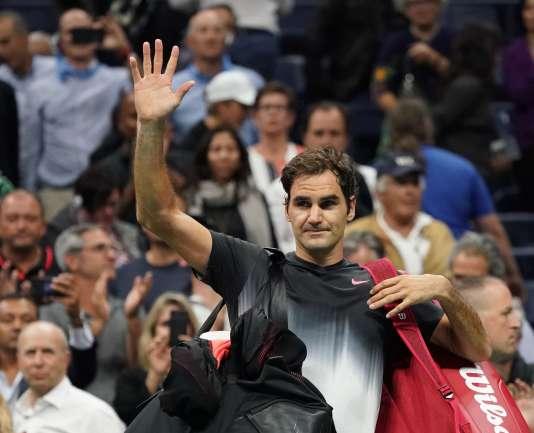 Défait par Del Potro, Federer ne retrouvera pas Nadal en demi-finale de l'US Open.