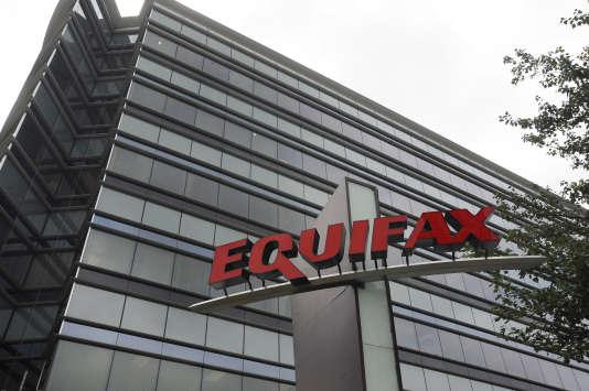 Les bureaux d'Equifax à Atlanta.