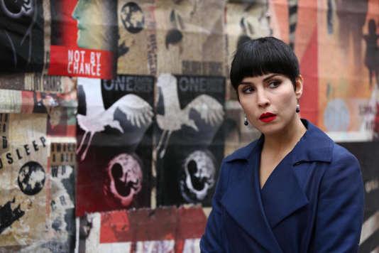 Noomi Rapace dans le filmaméricain, britannique, français et belge de Tommy Wirkola,« Seven Sisters».