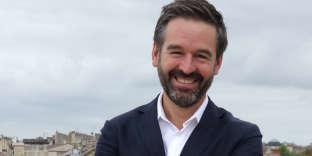 Pierre Bérot, à Bordeaux, le 6 septembre 2017.