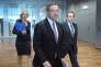 Le président de la Banque centrale européenne, Mario Draghi, jeudi 7 septembre, à Francfort.