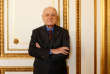 Pierre Bergé avait notamment créé un fonds pour la lutte contre le sida. Ici à Paris, le 27 octobre 2009.