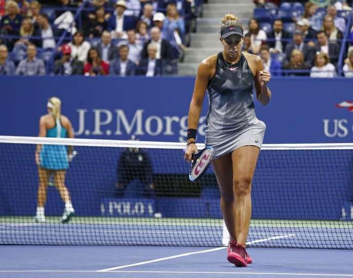 Madison Keys connaît bien sa compatriote CoCo Vandeweghe. Elles font toutes les deux partie de l'équipe américaine en Fed Cup.