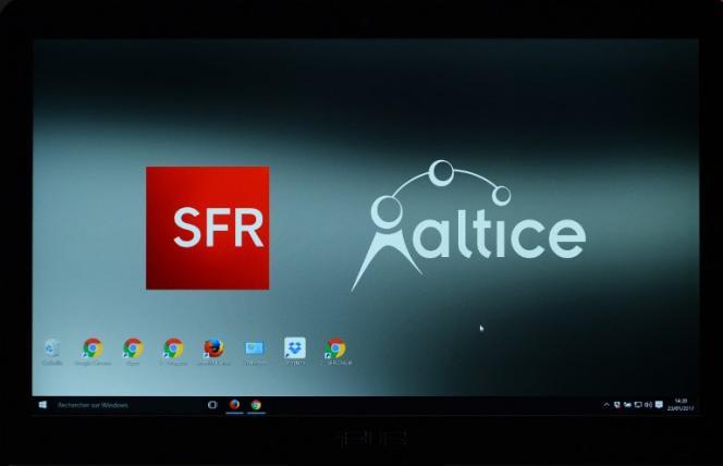 Altice, maison mère de SFR, se réjouit de l'usage de son service presse, dans lequel il a investi 10 millions d'euros