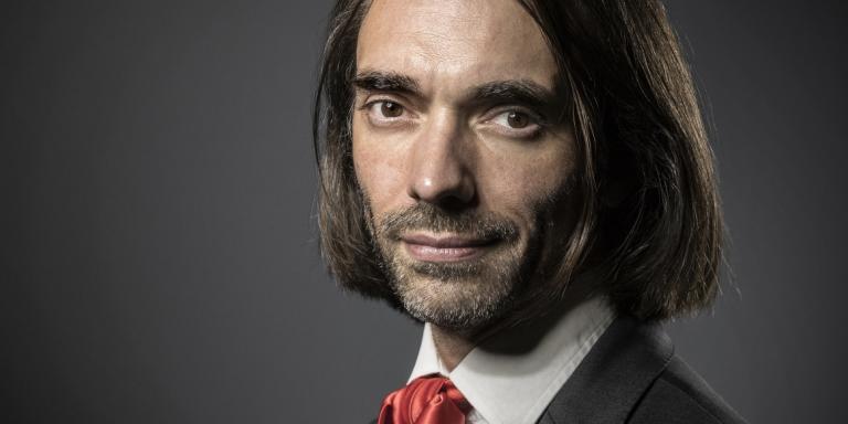 Cédric Villani a été chargé par le gouvernement d'une mission sur l'intelligence artificielle.