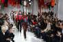 Défilé Calvin Klein, printemps-été 2018, le 7 septembre, à New York.