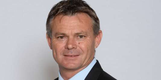 Patrice Martin, l'ancien petit prince du ski nautique, aujourd'hui président de la fédération française.