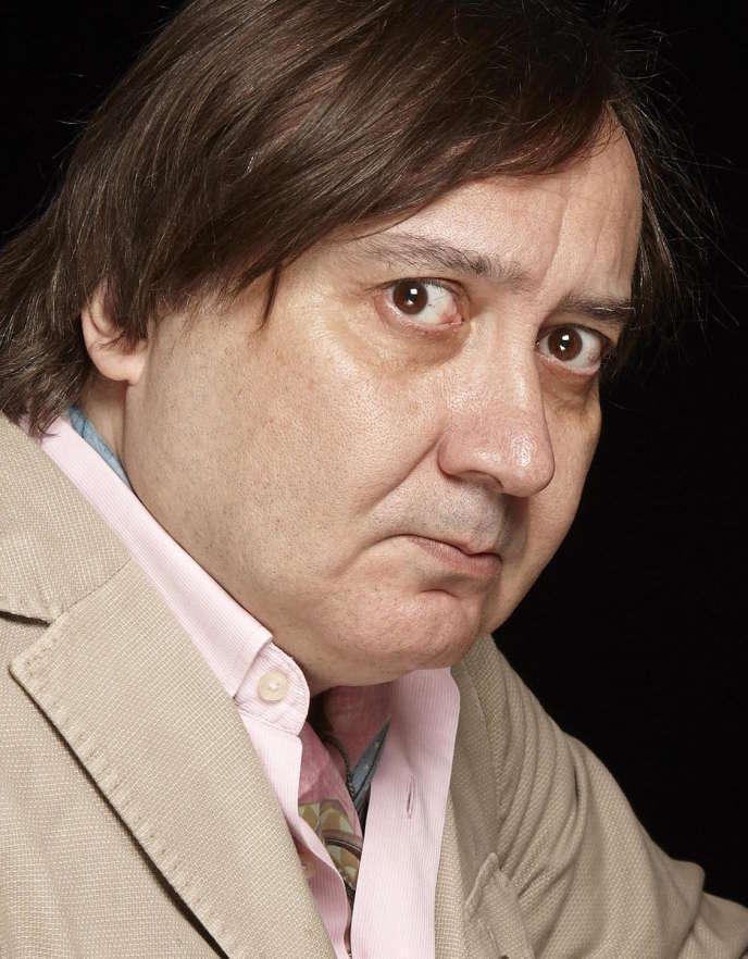 Le comédien Michel Fau.