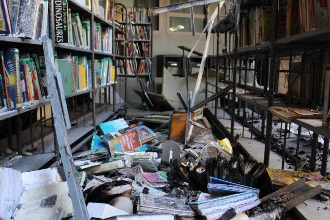 L'incendie du collège Lucie-Aubrac qui a eu lieu le 10 juin 2017 a touché la plupart des salles de classe et détérioré le centre de documentation et d'information (CDI).