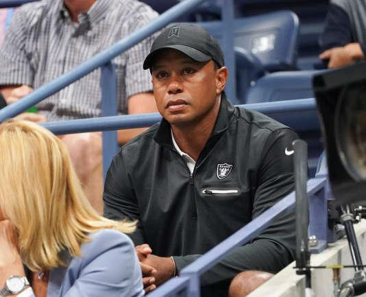 Comme Rafael Nadal, Tiger Woods détient le deuxième meilleur bilan de son sport (golf) en Grand Chelem.