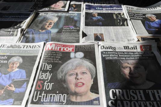 Le Daily Mirror publiait encore à 1,5million d'exemplaires par jour il y a dix ans. Il est tombé à 625000.