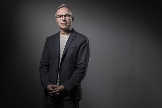Philippe Besson, le 30 mai 2017, à Paris.
