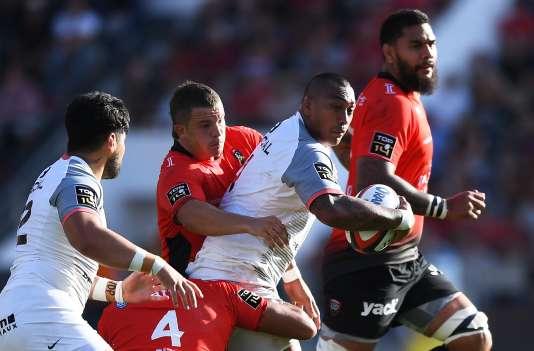 Toulon s'est imposé face à Toulouse lors de la 3ejournée de Top14.