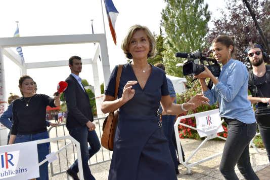 Valérie Pécresse, le 2 septembre 2017.