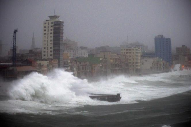 La Havane, le 9 septembre 2017.