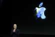 Tim Cook, le PDG d'Apple, en octobre 2016.