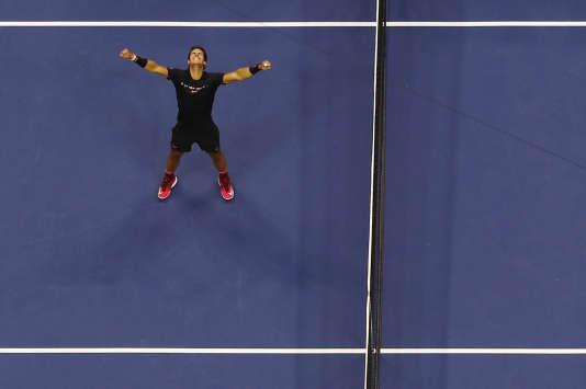 En remportant l'US Open, Rafael Nadalassied encore plus sa place au panthéon du tennis.