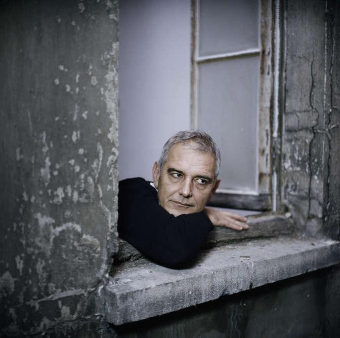 Le réalisateur Laurent Cantet, Palme d'or en 2008 pour «Entre les murs».