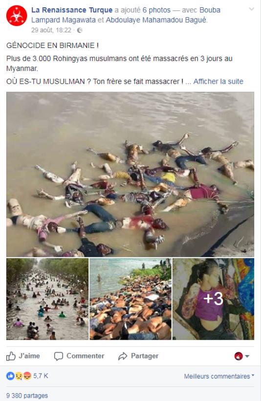 Aucune des photos présentées dans ce post ne concerne la Birmanie.