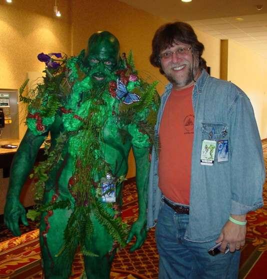 Len Wein en 2005 à la convention CONvergence.