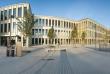 Le campus d'HEC àJouy-en-Josas.