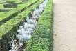Un jardin à Bruxelles.
