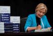 Hillary Clinton, à New York, le 12 septembre.