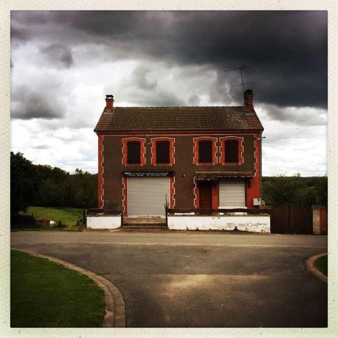 Azimut, c'est le nom du projet un peu fou du collectif Tendance floue: une marche photographique à travers la France, et trente artistes qui se relaient depuis le 1ermars.