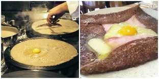 La recette du succès du Breizh Café est simple : excellents produits et authenticité.