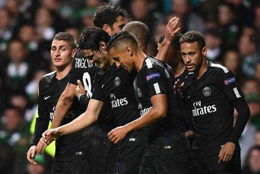 Le PSG s'est largement imposé (5-0) face au Celtic Glasgow, mardi 12 septembre, en Ligue des champions.