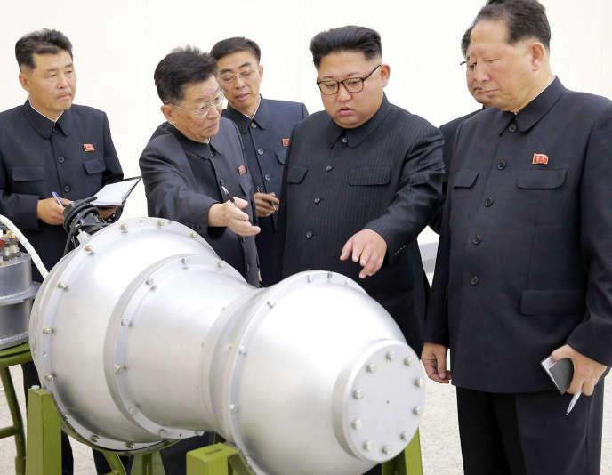 Big explosions nucléaires pacifiques
