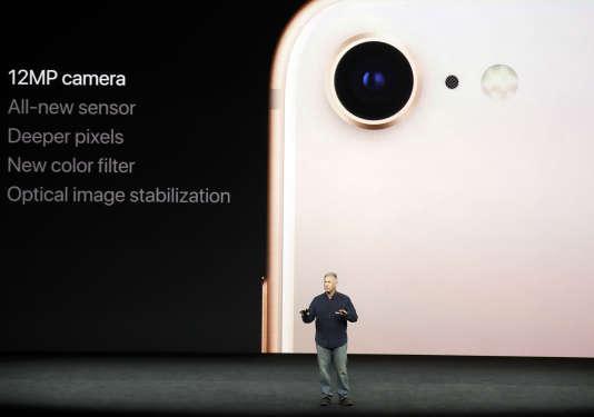 L'iPhone 8.