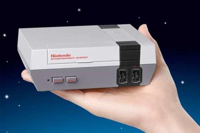 En rupture de stock depuis son lancement fin 2016, la NES Mini sera de nouveau disponible en 2018.