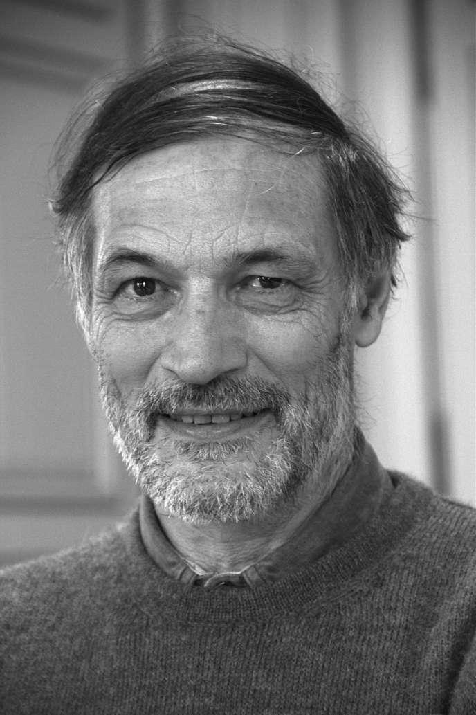 David Le Breton, professeur de sociologie à l'université de Strasbourg, membre de l'Institut universitaire de France et chercheur au laboratoire Cultures et Sociétés en Europe.