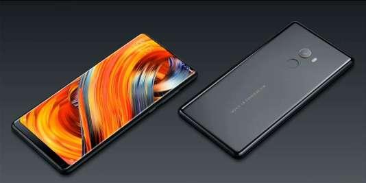 Le Xiaomi Mi Mix 2 a été annoncé ce lundi. Son prédécesseur, lancé en 2016, proposait déjà un écran du même genre.