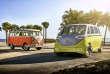 L'ID-Buzz, chez Volkswagen, est la réinterprétation électrique du mythique Combi.