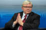 L'ancien premier ministre australien Kevin Rudd, à Munich, en février 2016.