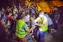 Un bateau a été intercepté par la garde côtière roumaine dans la nuit du 12 au 13 septembre 2017, avant que les 157 migrants à son bord soient pris en charge au port de Constanza.