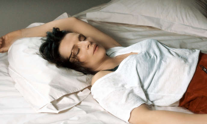 Juliette Binoche, dans« Un beau soleil intérieur», de Claire Denis, un rôle de séductrice sensuelle et tourmentée.