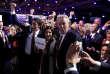 Les membres de Paris 2024, mercredi 13 septembre à Lima.