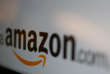 FILE PHOTO: The logo of the web service Amazon is pictured in Mexico City, Mexico on June 8, 2017. REUTERS/Carlos Jasso/Illustration/File Photo