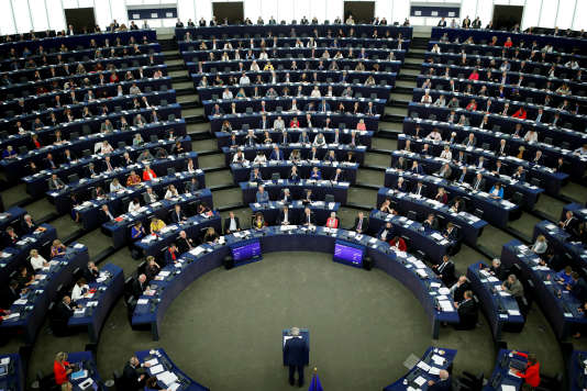 Au Parlement européen, à Strasbourg, le 13 septembre.