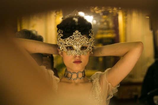 Michalina Olszanska dans le film d'Alexeï Outchitel,« Matilda».