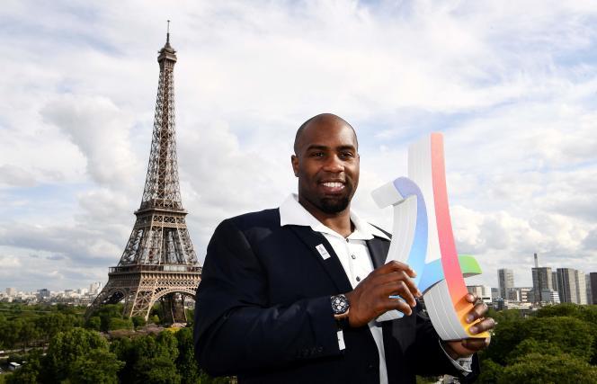 Teddy Riner a été très impliqué dans la candidature parisienne aux JO. Il espère être champion olympique en 2024.