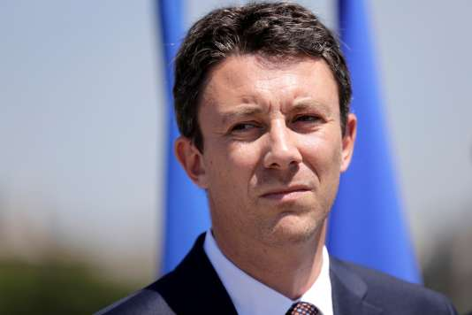Benjamin Grivaux, secrétaire d'Etat auprès du ministre de l'économie, le 7 juillet.