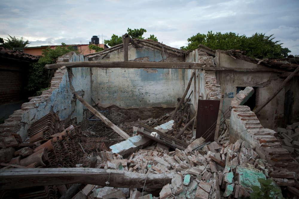 Le gouverneur d'Oaxaca a indiqué qu'au moins 12 000 habitations avaient été endommagées dans son Etat.