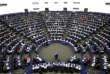 Au Parlement européen, à Strasbourg, en septembre.