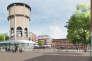 «Pas moins de 4 200 logements vont voir le jour sur les 58 hectares de l'ancien hôpital psychiatrique Maison-Blanche, à quelques encablures de la future gare du Grand Paris Express (GPE)».